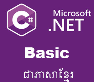 Basic C# Khmer Ebook