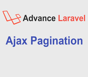 Ajax Pagination Advance Laravel